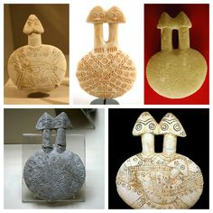 Goddess-figurines-from-turkey