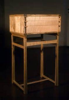 the first generation of studio furniture makers Art Furniture, Studio Furniture, Cabinet Furniture, Woodworking Furniture, Handmade Furniture, Furniture Styles, Wooden Furniture, Furniture Projects, Contemporary Furniture