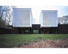 Streeter House  Deep Haven, Minnesota  Salmela Architect