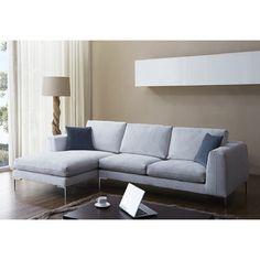 J&M Furniture Bianca Sectional | AllModern