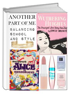 """Another Part Of Me"" by lialicious ❤ liked on Polyvore featuring art and diybookcover"