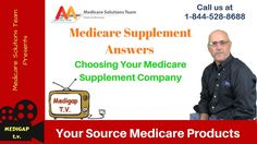 Best Medicare Supplement Companies - How to Choose