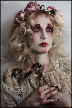 Ophelia by ValentinPerrin.deviantart.com on @deviantART