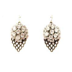 Sparkle Filigree Earrings