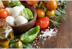 Ménopause : le régime méditerranéen contre l'ostéoporose