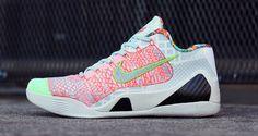 Nike Kobe 9 Elite Low What the Kobe Custom