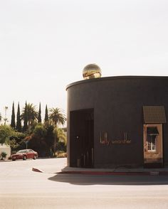 Exterior Photo - The black-and-brass exterior of Kelly Wearstler's flagship boutique