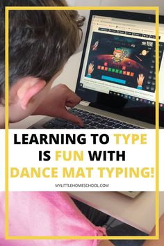 Make Learning to Type Fun with Dance Mat Typing Kids Learning Computer, Computer Games For Kids, Programming For Kids, Learning Games, Typing Programs For Kids, What Is Dance, Learn To Type, Typing Skills, How To Teach Kids
