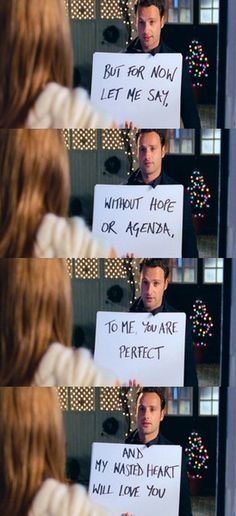 Love, Actually. One of my absolute all-times favorites <3