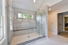 Carl & Susan's Master Bathroom Remodel Pictures | Home Remodeling Contractors | Sebring Services