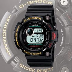 Casio G-Shock: GW-200 marks the FINAL MODEL in Master of G - FROGMAN GW-200Z Series (Mar 2010 Model) Casio Watch # GW-200Z-1 (Man' s Watch). Please visit us at the following URL: http://www.bodying.com/casio-g-shock-gw-200-marks-gw-200z-1/watches/20981