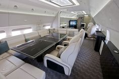 Boeings new business jet.