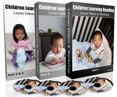 #Children Learning Reading Program