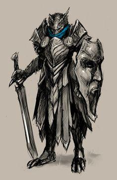 Sojurn - Dragonborn Cleric -