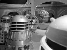 BBC One - Doctor Who, Season The Daleks, The Dead Planet, Celebrating Half a Century of the Daleks… - Invading the Blue Peter studio! Doctor Who Books, William Hartnell, Planet 1, Blue Peter, Sonic Screwdriver, First Doctor, Bbc One, Dalek, First Humans