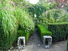Haven i Hune - så smuk og skøn - en septemberaften.