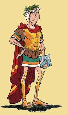 JC, Asterix Comics