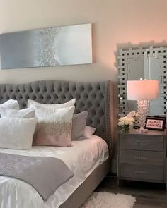 21 Mastersuite Bedroom Designs Dripping With Inspiration - Home Design World Simple Bedroom Design, Design Room, Master Bedroom Design, Bedroom Designs, Master Room, Master Bedrooms, Interior Design, Simple Bedroom Decor, Room Interior