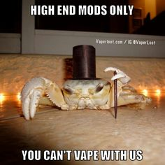 We don't judge at VaperLoot... Just saying.
