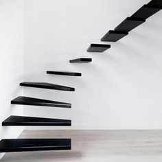Stairs like this are always amazing to look at but I simply can't imagine where you could use them. For a start, how would you get building approval? And what about the insurance risk? Is it me?