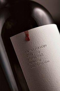 ZA INSPIRACIJU ština 2009 plavac mali barrique kvalitetno vino
