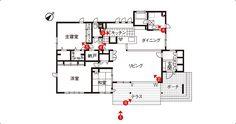 【公式:ダイワハウスの注文住宅サイト】建築事例・実例を住まい方別にご覧いただけます。「上質さと家事効率を叶えた大開口の家」