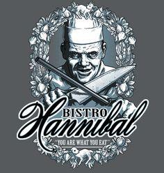 Bistro Hannibal T-Shirt