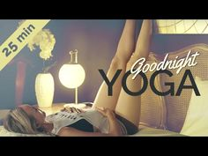 Ultimate Relaxing Bedtime Yoga For Beginners | No Yoga Mat Required (25-...