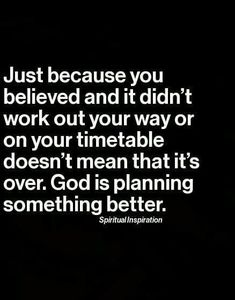 I really needed this right now. GOD IS ALWAYS HERE FOR YOU!!!!!!