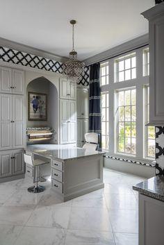English Tudor | Portfolio | Sims Luxury Builders How To Make Building, Double Staircase, English Tudor, Tudor House, Home Builders, Great Rooms, Custom Homes, Living Area, Luxury Homes