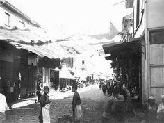 Eski Bursa: BURSA'DA ÇARŞI ESNAFI
