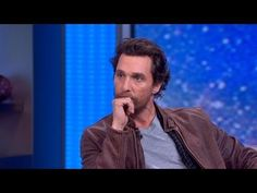 Matthew McConaughey Talks 'Interstellar' - Sharing #ABC #NEWS #Video #feed