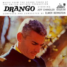 Music from the Soundtrack of Drango LP. Jeff Chandler.