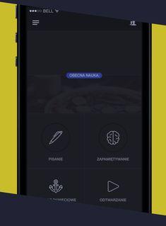 Mobile App Design Inspiration – Learning Vocabulary