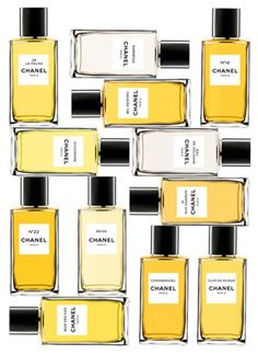 Exclusif Chanel parfum - first tried these at Harrods London in the Chanel boutique. Beige is my FAVORITE, Coramandel my second favorite!