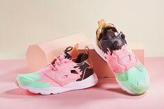 http://SneakersCartel.com Reebok Insta Pump Fury and Furylite Inspired by Ice Cream #sneakers #shoes #kicks #jordan #lebron #nba #nike #adidas #reebok #airjordan #sneakerhead #fashion #sneakerscartel