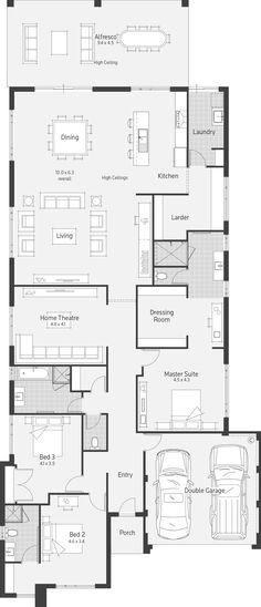 Nine Bedroom House Plans New Nine Dale Alcock Homes 4 Bedroom House Plans, New House Plans, Dream House Plans, Small House Plans, House Floor Plans, Detail Architecture, Model House Plan, Bathroom Floor Plans, Home Design Floor Plans
