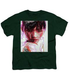 Youth T-Shirt - Oriental Portrait
