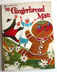 gingerbread | ... had just read the story of The Gingerbread Man at school that day