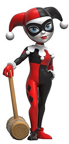 Funko-Rock-Candy-Harley-Quinn-Action-Figure