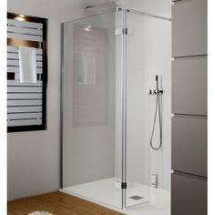 Simpsons Elite Walk in Easy Access Shower Enclosure Modern Shower, Modern Bathroom, Small Bathroom, Walk In Shower Enclosures, Small Showers, Luxury Shower, Shower Units, Shower Surround, Bathroom Colors