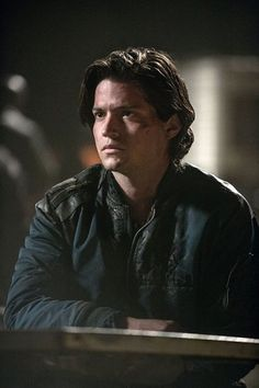 The 100 S2E6 Finn Collins