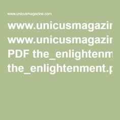 www.unicusmagazine.com PDF the_enlightenment.pdf