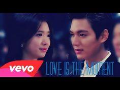 The Heirs | Love is The Moment (مترجمة) lyrics english - YouTube