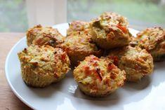 Matmuffins er så utrolig godt - ikke minst er det lettvint. Det kan brukes som lunsj, middag elle... Muffins, Food And Drink, Baking, Breakfast, Diet, Bread Making, Morning Coffee, Patisserie, Backen