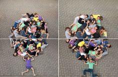 Groepsfoto idee 2