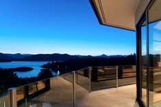 Balcony with a View from West Vancouver ...  #blurrdMEDIA #architecture #photography