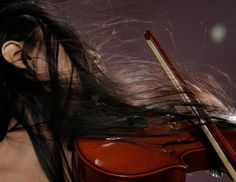 Stock Photos of Violinists.