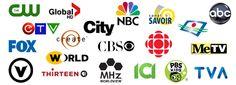 Canaux de Télévision qui diffusent les signaux en numériques TV HD gratuitement au Québec. Tricks, Cable, Antenna Tv, Cabo, Cords, Electrical Cable, Cord