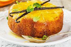 Portakalın ona verilen görevi başarıyla yerine getirip, keke boyut atlattığı mis kokulu portakallı ters yüz kek tarifi karşınızda.